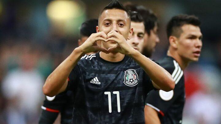 México derrota 3-1 a Panamá en la Liga de Naciones