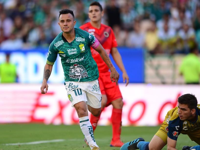 León y Veracruz igualan a uno