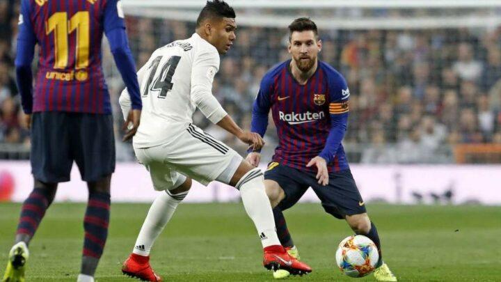 El Clásico español se jugará el 18 de diciembre