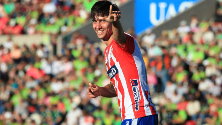 Atlético San Luis venció a Bravos de Juárez