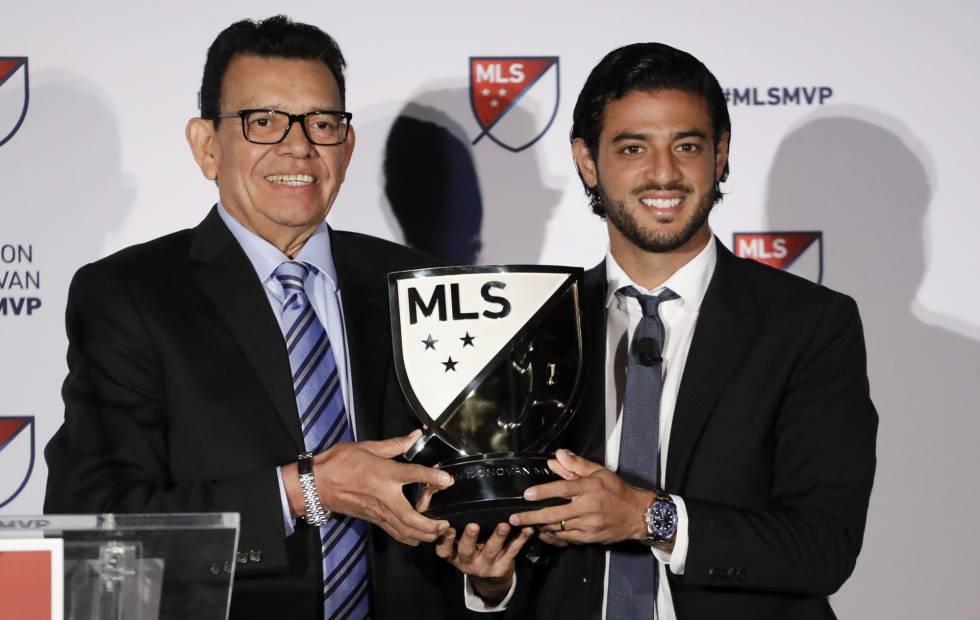 Carlos Vela es el MVP de la MLS
