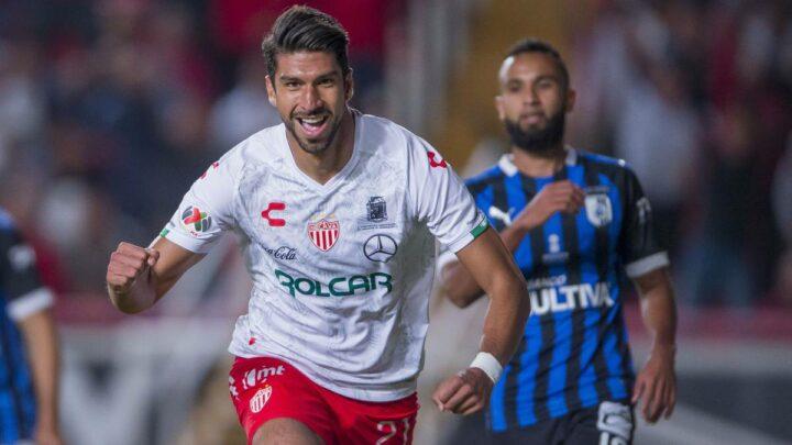 Necaxa derrota a Querétaro 3-0 en la ida de los Cuartos de Final