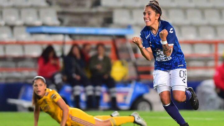 Pachuca venció 3-1 a Tigres en la semifinal de ida de la Liga MX Femenil
