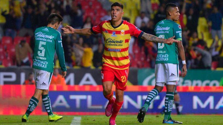 Feria de goles en el Morelos