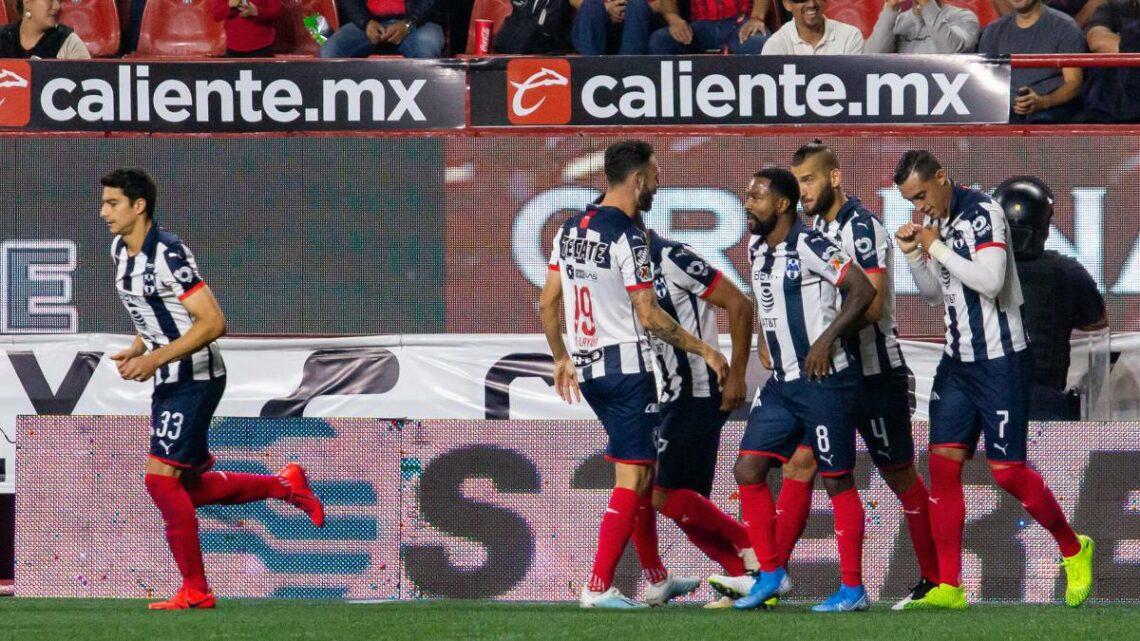 Rayados se impuso a Xolos y sueña con Liguilla
