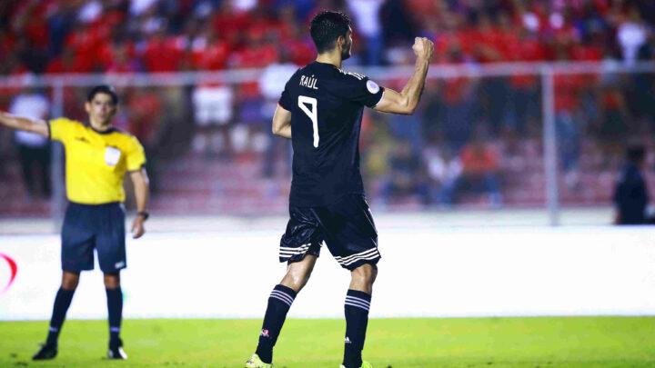 El TRI derrotó 0-3 a Panamá en la Nation League