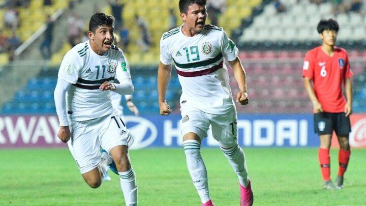 México avanza a semifinales en el Mundial Sub-17