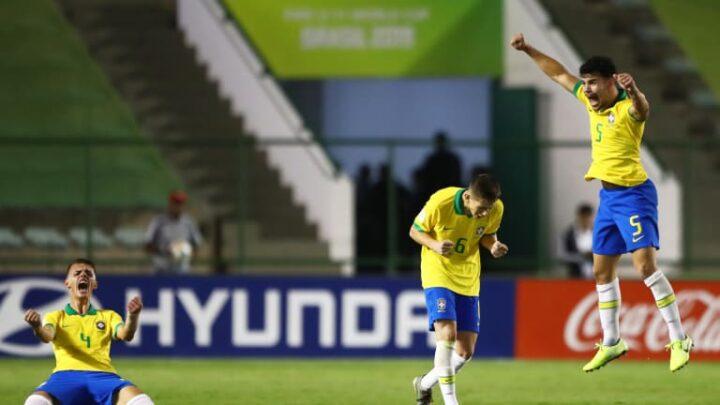 Brasil es campeón del Mundial Sub-17