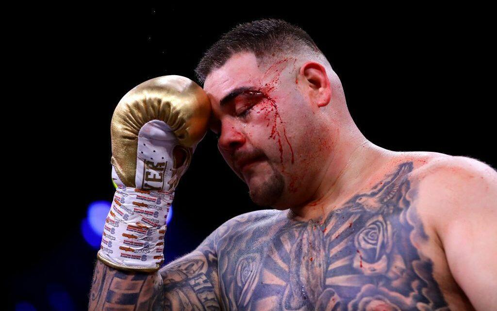 Andy Ruiz cae ante el británico Anthony Joshua