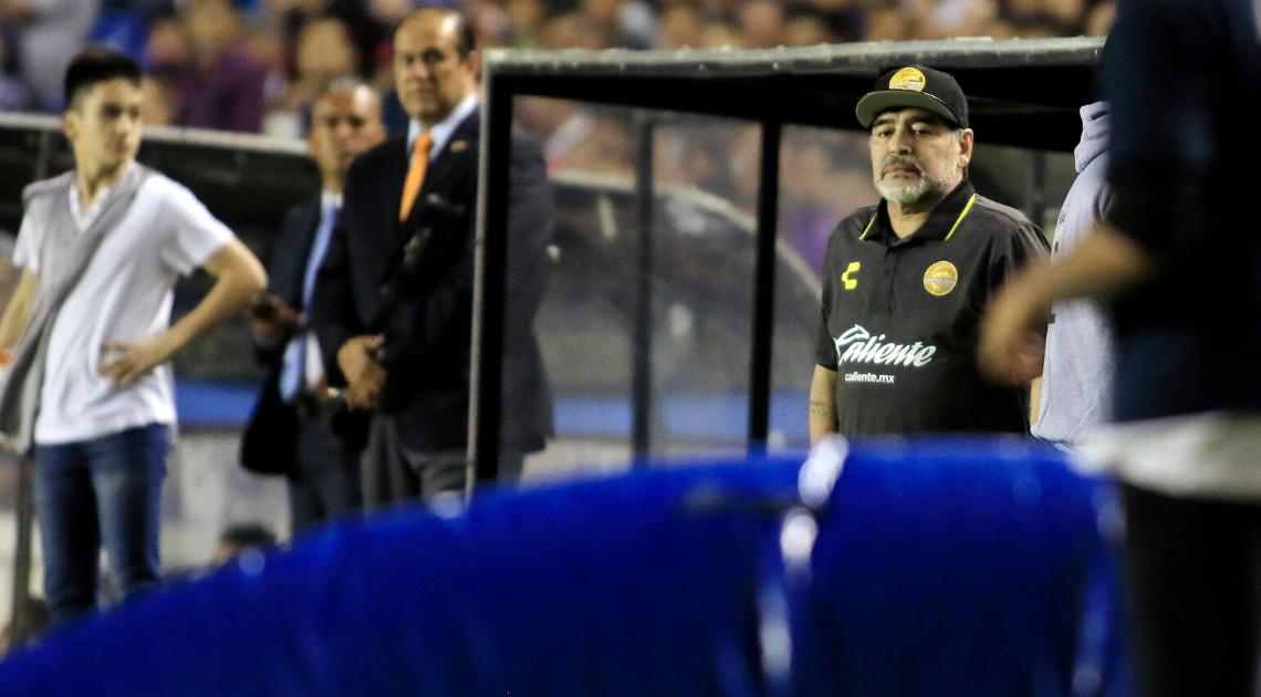 «Me llevaron los ovnis»; la explicación de Maradona luego de desaparecer tres días