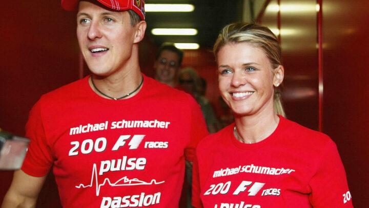 El enigmático mensaje de la esposa de Michael Schumacher