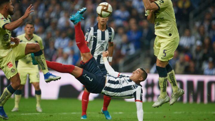 Monterrey se impuso 2-1 a América en la ida de la Final