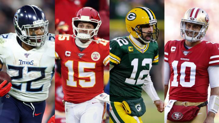 Definidas las finales de conferencia en la NFL