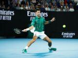 Djokovic jugará  ante Federer en la semifinal del abierto de Australia