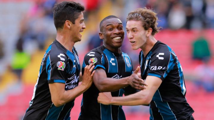 Querétaro ganó 3-0 a Xolos