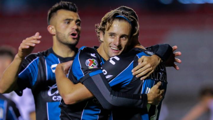 Querétaro derrotó 3-2 a Bravos en la ida de los octavos de final de la Copa MX