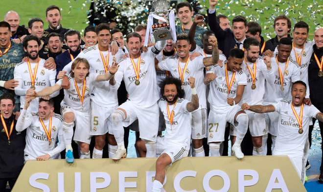 El Madrid gana la Supercopa de España en tanda de penales