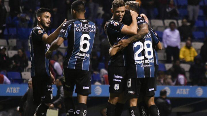 Gallos derrota a Puebla
