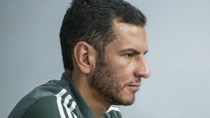 «Estoy contento por la disposición de los jugadores»: Jaime Lozano