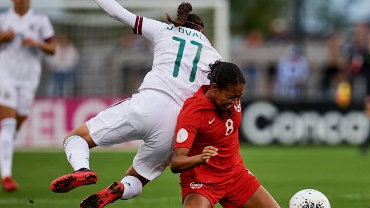 México se medirá a Estados Unidos en las Semifinales del Preolímpico femenil