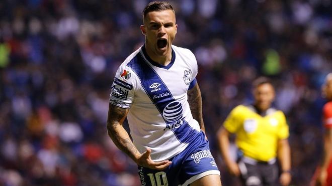 Puebla derrotó 2-0 a Toluca