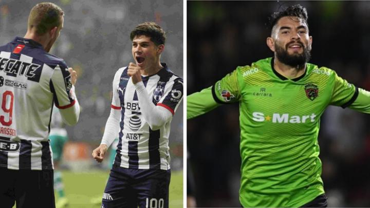 Rayados y Bravos se medirán en Semifinales de la CopaMX
