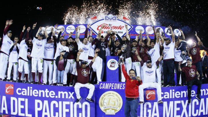 Tomateros gana la Liga Mexicana del Pacífico