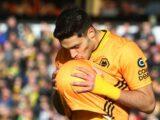 Raúl Jiménez marca en el triunfo del Wolverhampton