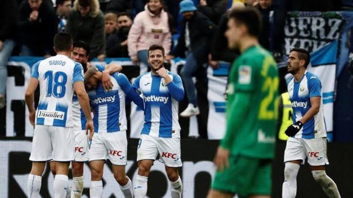 El Leganés de Javier Aguirre derrota a la Real Sociedad