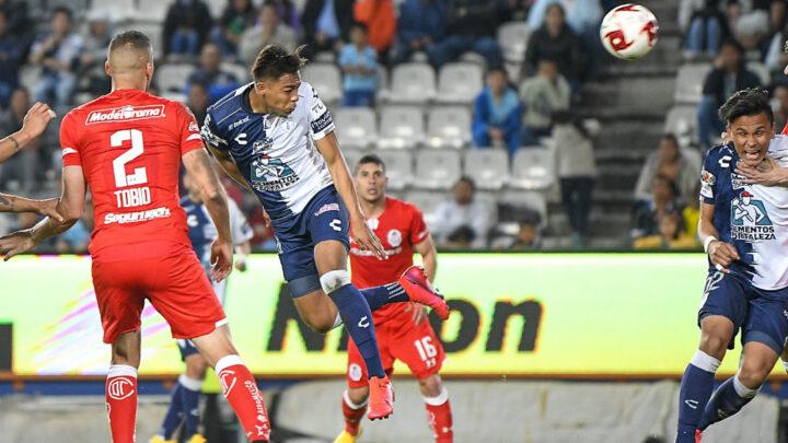Pachuca rescata el empate ante Toluca