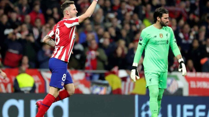 Atlético de Madrid se llevó el triunfo ante el Liverpool