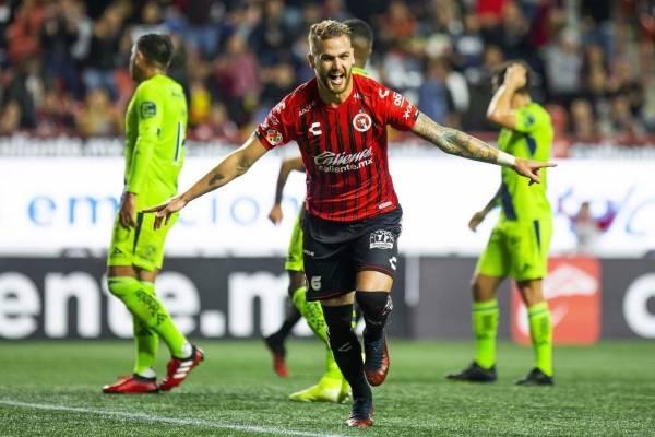 Tijuana saca ventaja en Copa