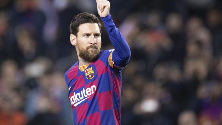 Messi confirmó que jugadores del Barcelona reducirán sus sueldos en un 70%, por el coronavirus