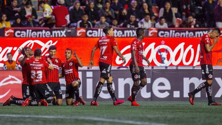 Xolos con un pie en la Final de la Copa MX