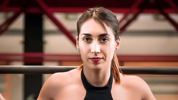 Mariana Arceo, pentatleta mexicana se recupera de Coronavirus