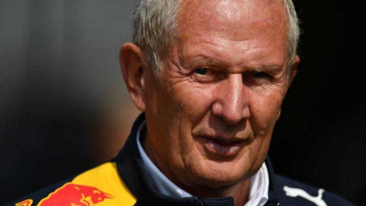 Helmut Marko propuso infectar a los pilotos de Red Bull de coronavirus