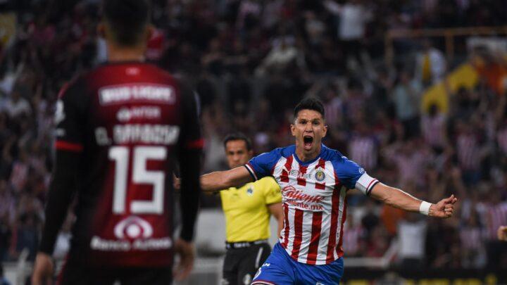 Chivas gana el Clásico Tapatío