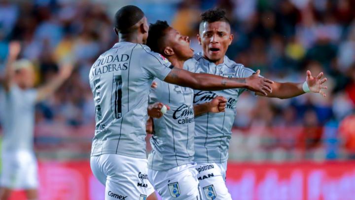 Gallos rescata el empate en Pachuca
