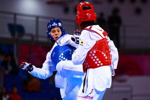 Briseida Acosta y Carlos Sansores consiguen boleto para Juegos Olímpicos