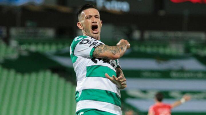 Santos derrotó a Necaxa