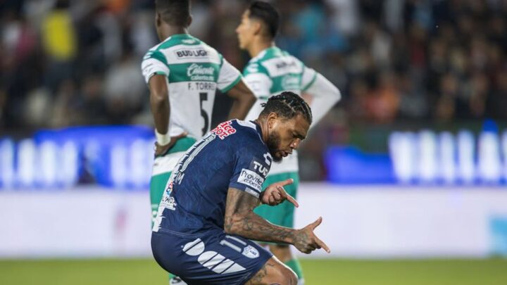 Pachuca derrotó a Santos