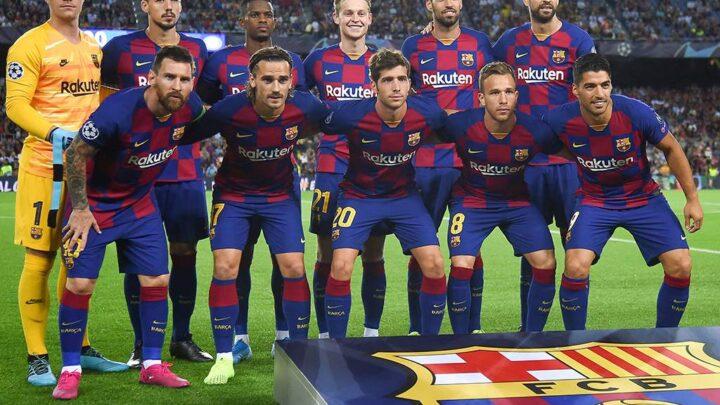 Barcelona hace oficial reducción de sueldos a su plantel