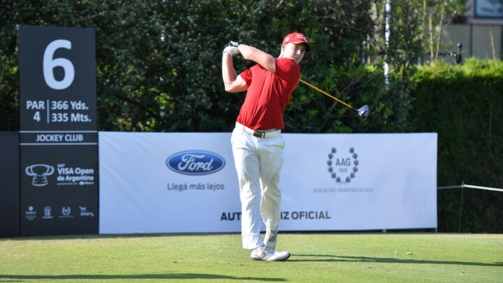 Golfista sudáfricano Victor Lange da positivo por COVID-19
