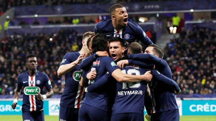 Se suspende la Ligue 1; PSG es campeón de Francia