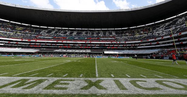 La NFL aún no considera cancelar partido en México