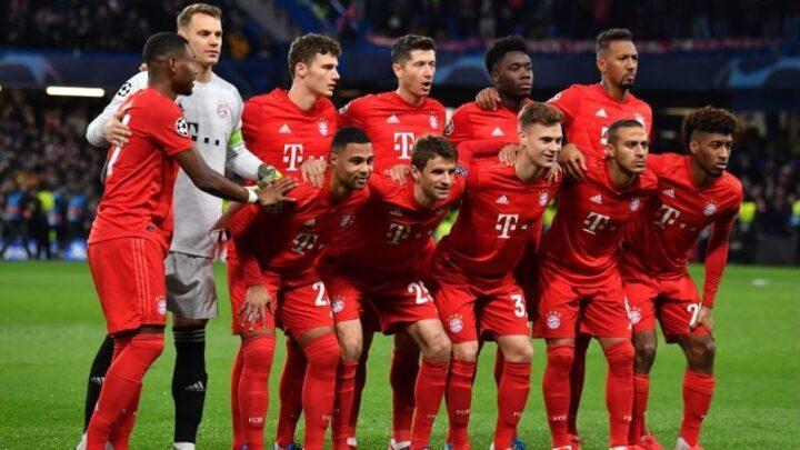 El Bayern Múnich regresará este lunes a los entrenamientos