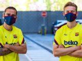 El Barcelona crea cubrebocas para evitar contagio de coronavirus