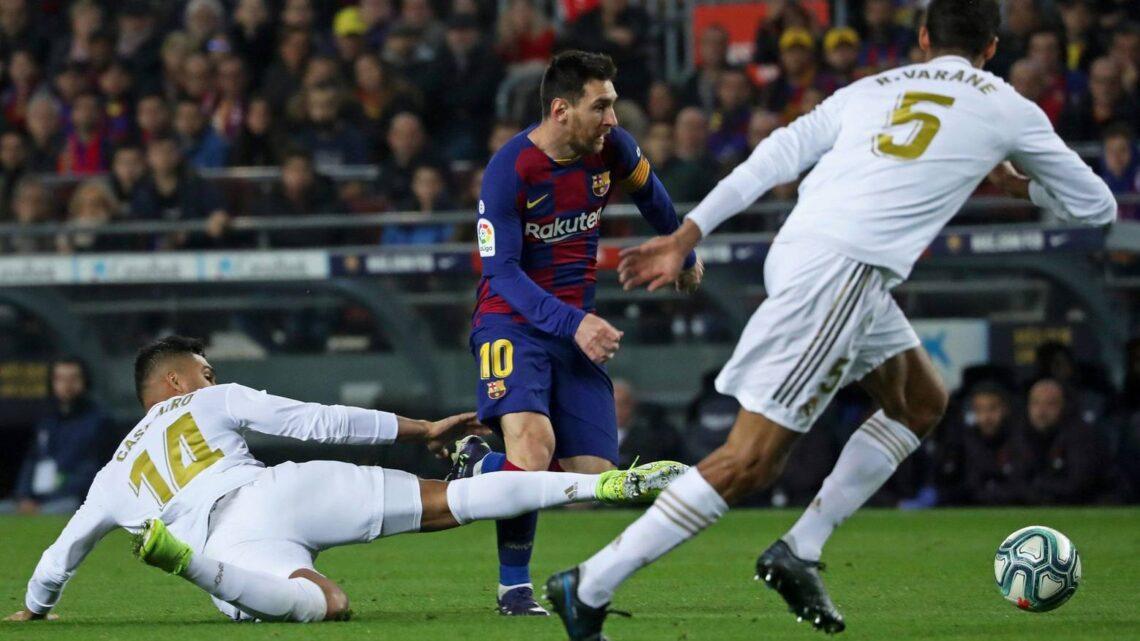 En España, La Liga regresa el ocho de junio