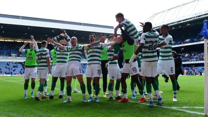 Suspenden la Liga en Escocia; el Celtic es campeón