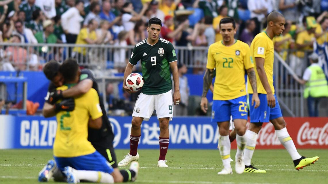 Osorio cuestionó a jugadores del TRI por falta de actitud en el duelo ante Brasil en Mundial 2018